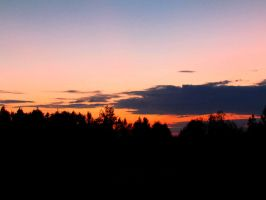 night is coming by Riferthy