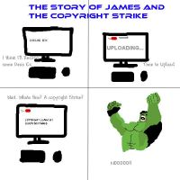 James' Copyright by zXRECMANXz