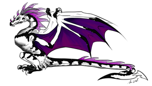 :Wyvern Adopt 1:CLOSED: by Vinabe