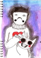 Zacharie (OFF) by TereziWithDragons