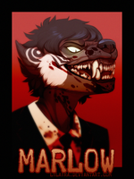 BADGE for tinymars by LiLaiRa