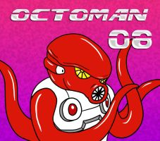 Octoman 08 by Red-Flare