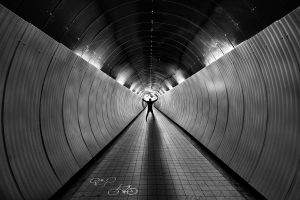 Tunnel Vision by CalleHoglund