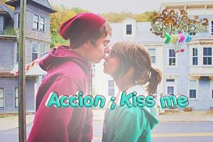 Kiss Me / PhotoScape Action by Vip-Famous