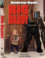 Bioshock Movie cover Big Daddy by toadking07