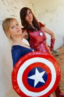 Avengers- Assemble by InhumanSandwiches