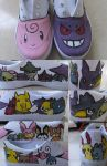 Pokemon Shoes by yourpersonaldoctor