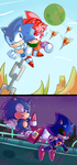 .:Sonic CD Contest:. by Ipun