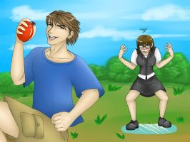 WW: Balloon Fight Event Image :D by TalonDragon000