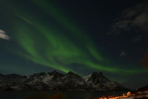 northern lights 32 by linedal