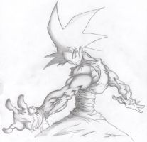 goku by Stainless-x