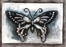 Butterfly Etching reworked by Tallis