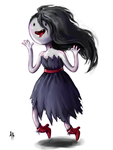 Marceline by Corpsecrow