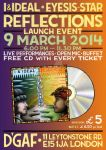 Reflections Launch Event Flyer by MorXn