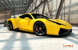 Ferrari 458 Italia GT - 10 by jmvdesign