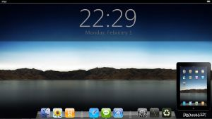 iPad Alike Desktop by jasonwan1227