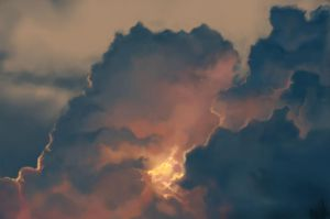 Speed paint study Clouds (1) by charfade