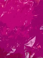 Grungy Pink Foil Paper by powerpuffjazz