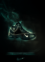 NIKE  IN PHOTODILTRE by DubleD