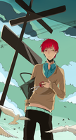 AKASHI by lvy-sunflower