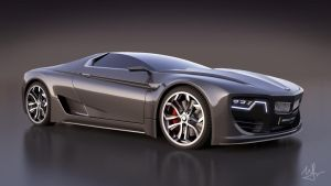 Bmw Eule 1 by wilzoon