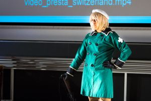 Japan Impact 2013 Cosplay Solo - Switzerland APH by Nekohonde