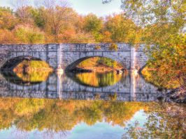The C and O Canal HDR by jim88bro