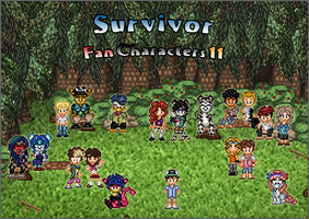 Survivor Fan Characters 11 by SWSU-Master