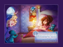 Children's book cover by JLHilton