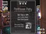 Penthouse Party Flyer 8/15/15 by INF3CT3D-D3M0N