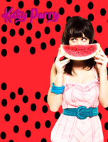 Katy Perry Poster Thingeh by KeybladeMeister