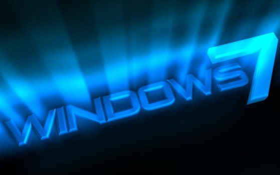 Windows7 Glow by rubasu