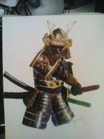Samurai by Cameli36