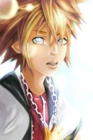 Kingdom Hearts: Sora by YETI000