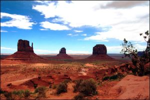 Monument Valley by culdepoule