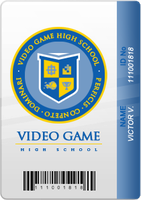 VGHS ID Card by VexVloudz97