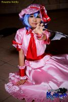Touhou - Remelia Scarlet (I) by Fenestra-Works