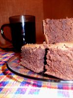 Chocolate Brownies by pushis33