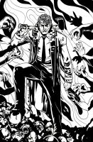 Constantine by HectorBarrientos