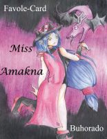 Miss Amakna 2011 by C0mewithme