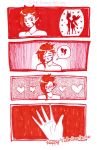 Lonely Valentine by Lutih