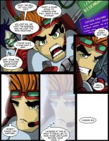 New Comic Prologue End Page by misterzubair