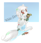 White Dove by Lanier-Sama
