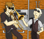 When Phobos isn't home by QweXTheXEccentric