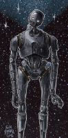 K-2SO by Phraggle