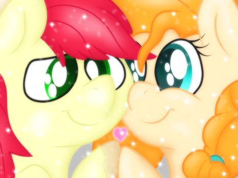 We're the Perfect Pear (Pair) by PrismaticStars