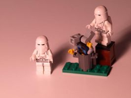 Snow Troopers - The Cleaners by mckatalyn