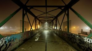 Misty Night by focusgallery
