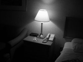 hotel room - 5 by Hermit-stock