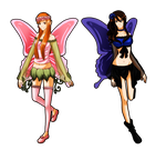 Fairies by GazeRei